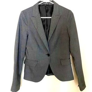 Express 6 business blazer jacket
